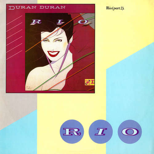 Cover Duran Duran - Rio (Part 2) (12, Single) Schallplatten Ankauf