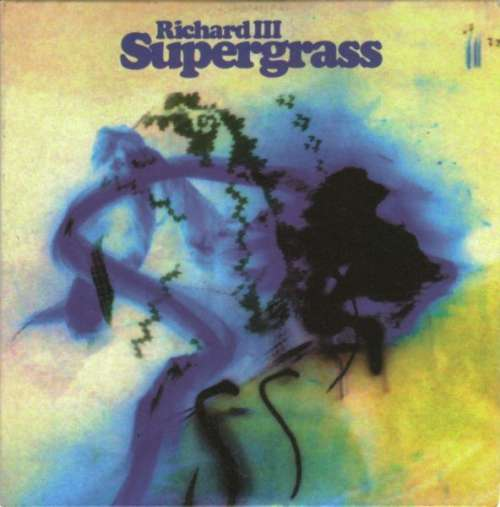 Bild Supergrass - Richard III (CD, Single, Promo) Schallplatten Ankauf