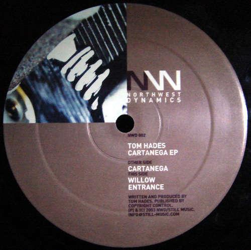 Cover zu Tom Hades - Cartanega EP (12, EP) Schallplatten Ankauf