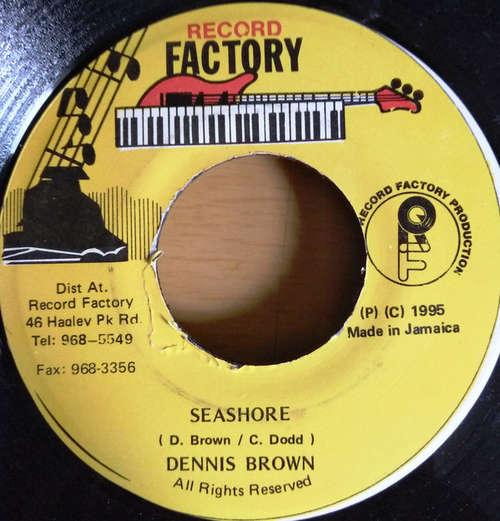 Bild Dennis Brown - Seashore / Seashore (Version) (7) Schallplatten Ankauf