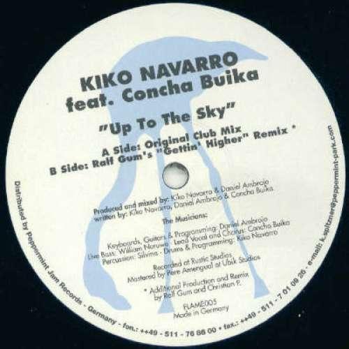 Bild Kiko Navarro - Up To The Sky (12) Schallplatten Ankauf