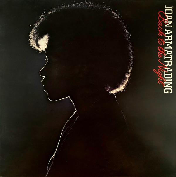Cover zu Joan Armatrading - Back To The Night (LP, Album, RE) Schallplatten Ankauf