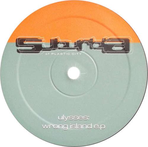 Cover Ulysses (2) - Wrong Island EP (12, EP) Schallplatten Ankauf