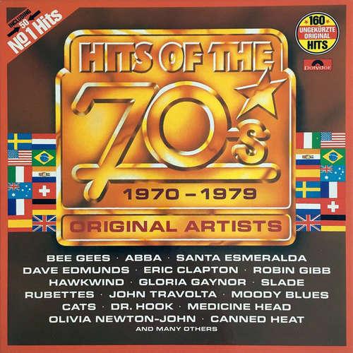Cover Various - Hits Of The 70's 1970-1979 (10xLP, Comp) Schallplatten Ankauf