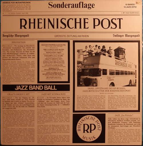 Cover Various - 1. RP - Jazz Bandball (LP, Comp) Schallplatten Ankauf