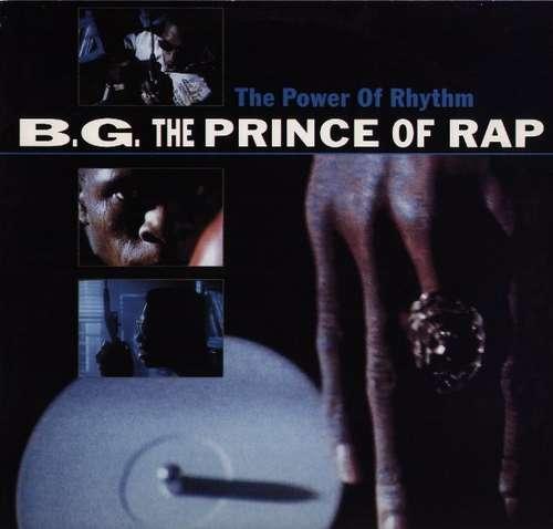 Cover B.G. The Prince Of Rap - The Power Of Rhythm (12, Maxi) Schallplatten Ankauf