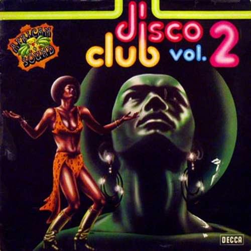 Cover Disco-Club, Vol. 2 - African Sound Schallplatten Ankauf