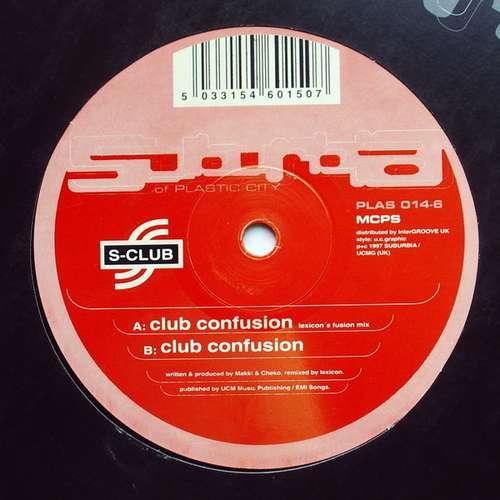 Bild S-Club - Club Confusion (12) Schallplatten Ankauf