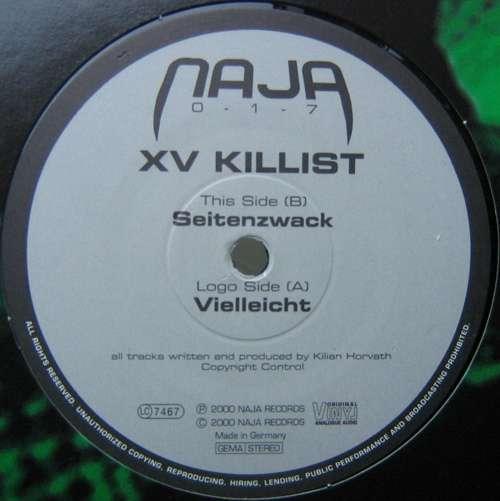 Cover XV Kilist - Vielleicht / Seitenzwack (12) Schallplatten Ankauf