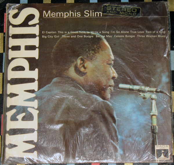 Bild Memphis Slim - Memphis Slim (LP, Album) Schallplatten Ankauf