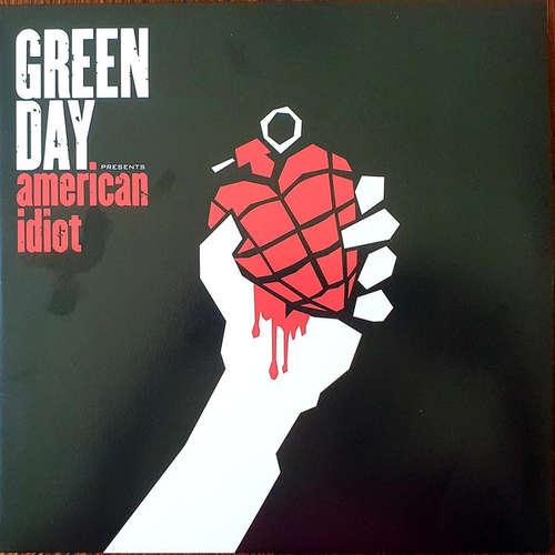 Cover Green Day - American Idiot (2xLP, Album, RP) Schallplatten Ankauf