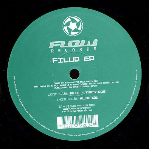 Cover Filur (2) - Filur EP (12, EP) Schallplatten Ankauf
