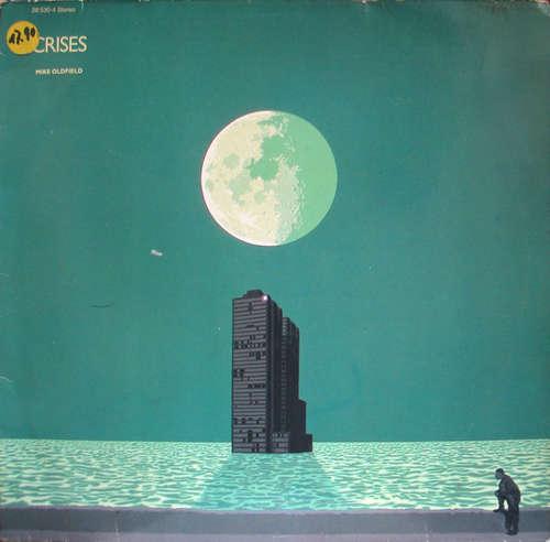 Bild Mike Oldfield - Crises (LP, Album, Club) Schallplatten Ankauf