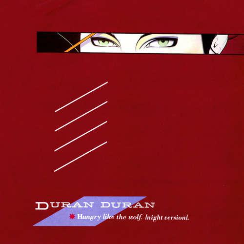 Cover Duran Duran - Hungry Like The Wolf (Night Version) (12) Schallplatten Ankauf