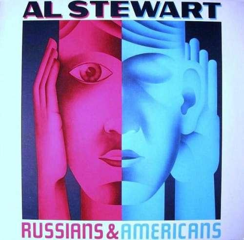 Bild Al Stewart - Russians & Americans (LP, Album) Schallplatten Ankauf