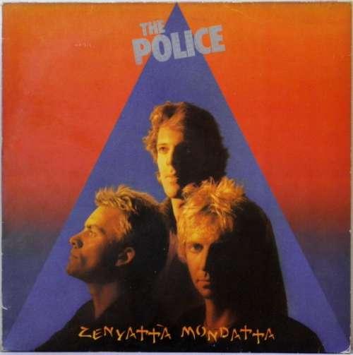 Cover The Police - Zenyatta Mondatta (LP, Album) Schallplatten Ankauf