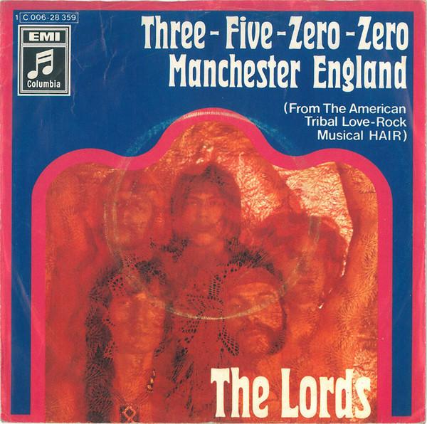 Bild The Lords - Three-Five-Zero-Zero / Manchester England (7, Single) Schallplatten Ankauf