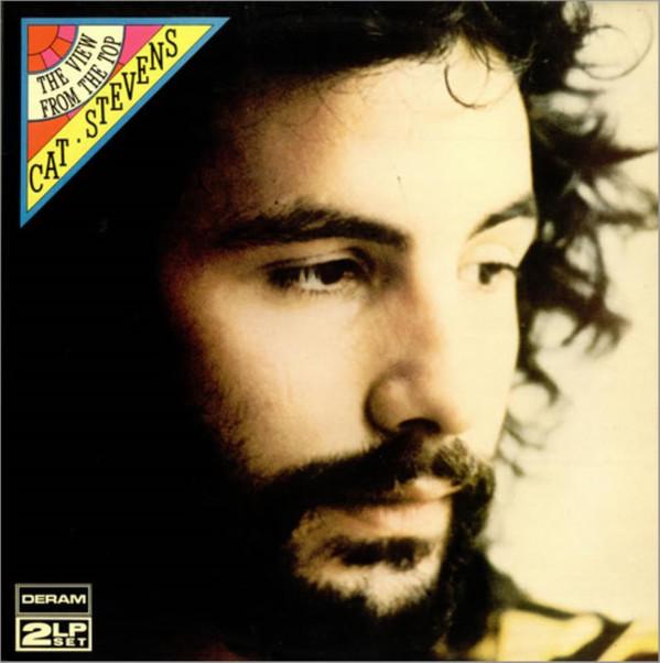 Cover zu Cat Stevens - The View From The Top (2xLP, Comp, Mono, RP, Gat) Schallplatten Ankauf