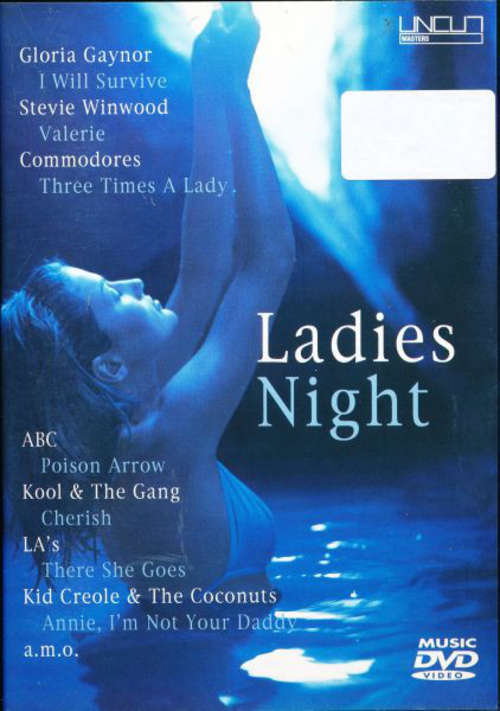 Cover Various - Ladies Night (DVD-V, PAL) Schallplatten Ankauf