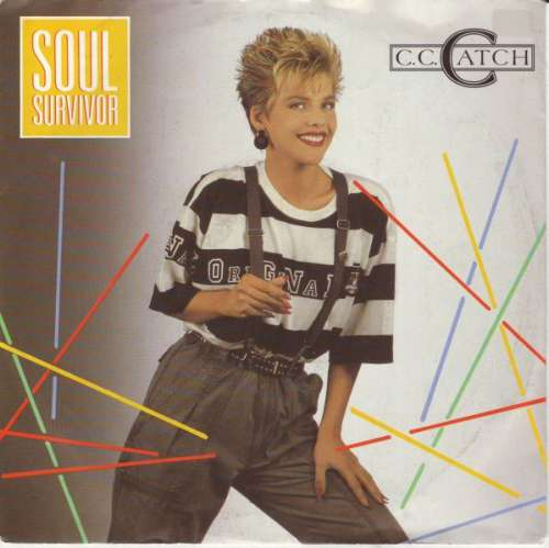 Bild C.C. Catch - Soul Survivor (7, Single) Schallplatten Ankauf