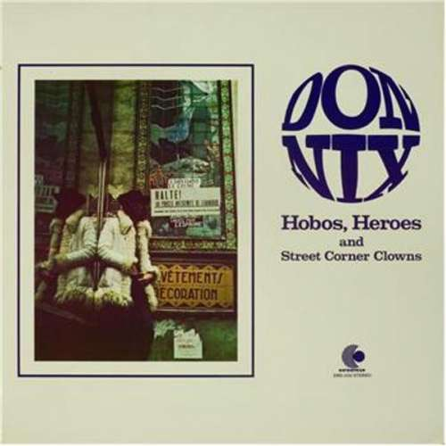 Bild Don Nix - Hobos, Heroes And Street Corner Clowns (LP, Album) Schallplatten Ankauf