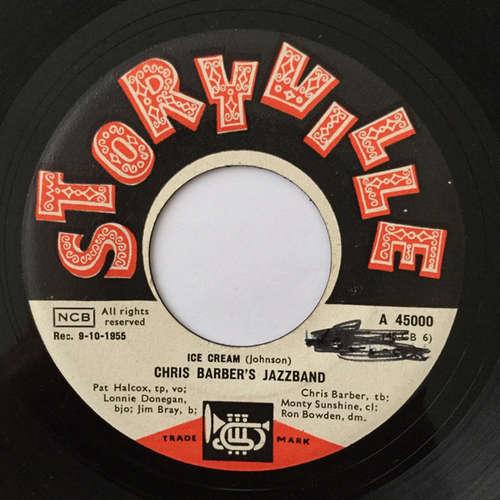 Cover Chris Barber's Jazzband* - Ice Cream / Down By The Riverside (7) Schallplatten Ankauf