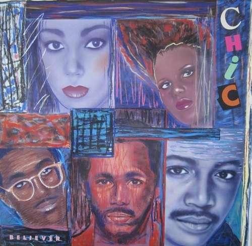 Bild Chic - Believer (LP, Album) Schallplatten Ankauf