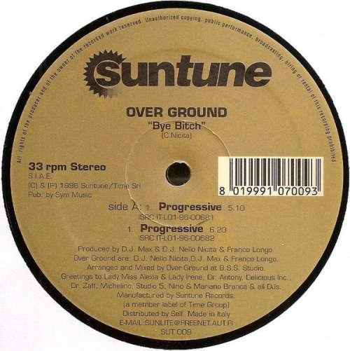 Bild Over Ground - Bye Bitch (12) Schallplatten Ankauf