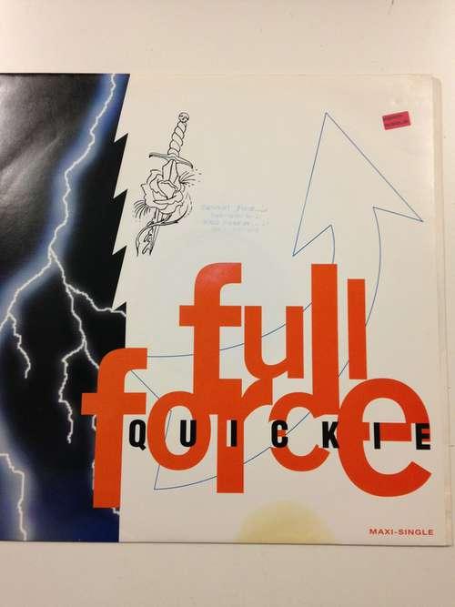 Bild Full Force - Quickie (12) Schallplatten Ankauf