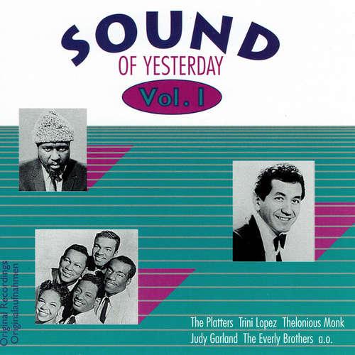 Cover Various - Sound Of Yesterday (Vol.1) (CD, Comp) Schallplatten Ankauf