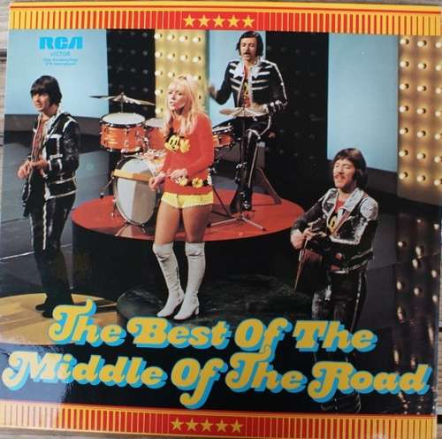 Bild Middle Of The Road - The Best Of The Middle Of The Road (LP, Comp, Club) Schallplatten Ankauf
