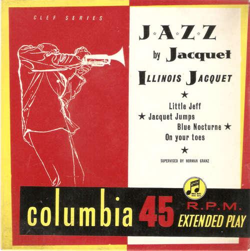 Bild Illinois Jacquet - Jazz By Jacquet (7, EP) Schallplatten Ankauf
