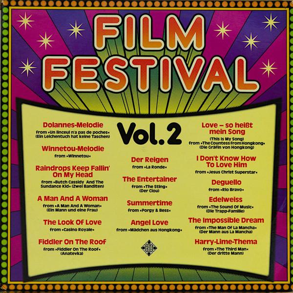 Cover Various - Film Festival Vol.II (LP, Comp) Schallplatten Ankauf