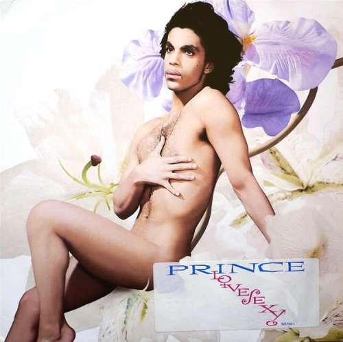 Cover Prince - Lovesexy (LP, Album) Schallplatten Ankauf