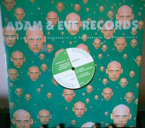 Cover Roots - Roots (12) Schallplatten Ankauf