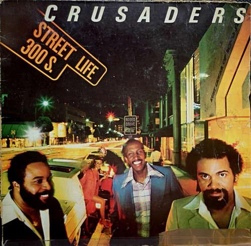 Cover zu The Crusaders - Street Life (LP, Album, RE) Schallplatten Ankauf