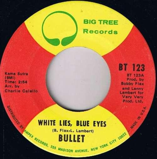 Bild Bullet - White Lies, Blue Eyes (7, Single) Schallplatten Ankauf
