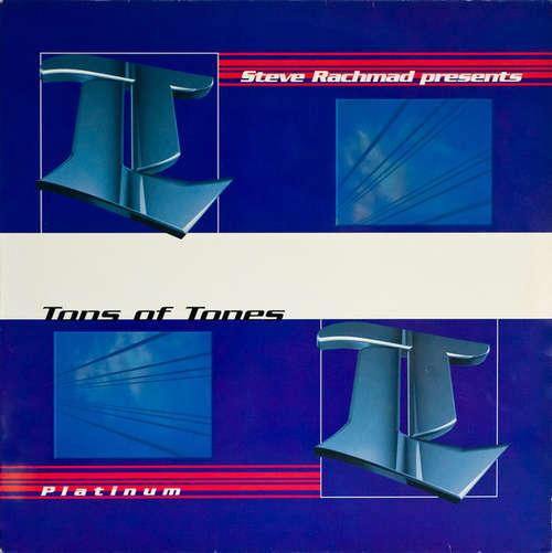Cover Steve Rachmad Presents Tons Of Tones - Platinum (2xLP, Album) Schallplatten Ankauf