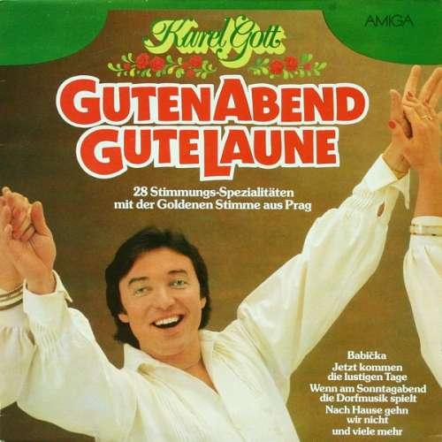 Bild Karel Gott - Guten Abend Gute Laune (LP, Dar) Schallplatten Ankauf