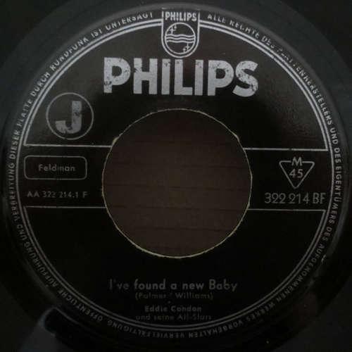Bild Eddie Condon Und Seine All-Stars* -  I've Found A New Baby / Duff Campbell's Revenge (7, Single, Mono) Schallplatten Ankauf