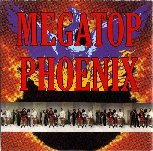 Bild Big Audio Dynamite - Megatop Phoenix (CD, Album) Schallplatten Ankauf