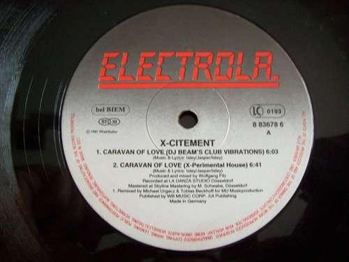 Bild X-Citement - Join The Caravan Of Love (12) Schallplatten Ankauf