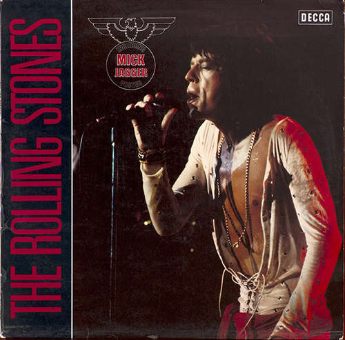 Cover The Rolling Stones - The Rolling Stones (LP, Album, RE) Schallplatten Ankauf