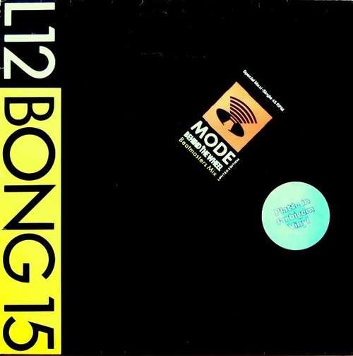 Cover Depeche Mode - Behind The Wheel (Beatmasters Mix) (12, Maxi, Ltd, Yel) Schallplatten Ankauf