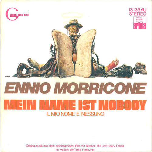Cover Ennio Morricone - Mein Name Ist Nobody (7, Single, Inj) Schallplatten Ankauf