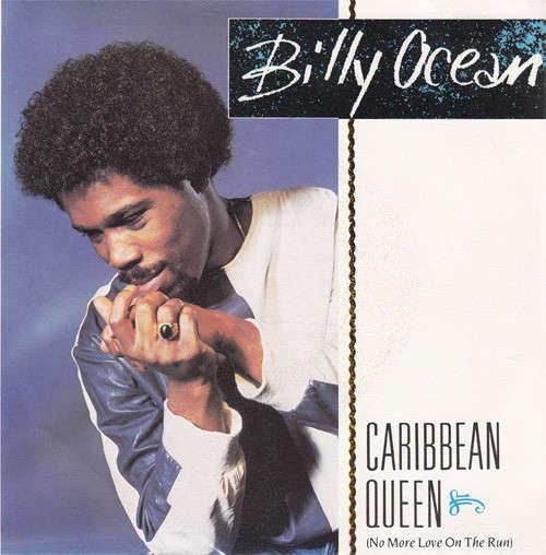 Cover Billy Ocean - Caribbean Queen (No More Love On The Run) (7, Single) Schallplatten Ankauf