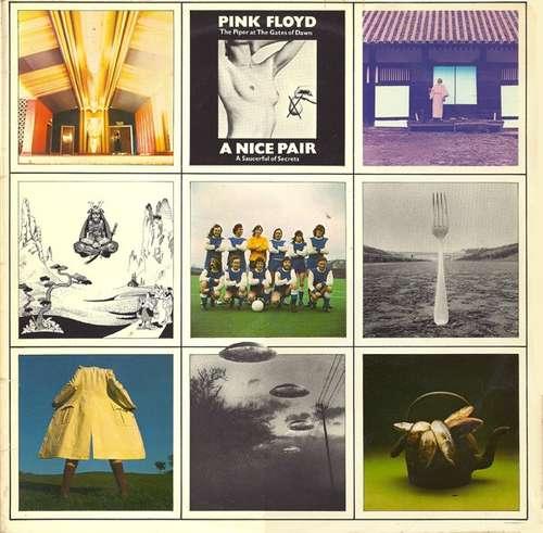 Bild Pink Floyd - A Nice Pair (Comp, Mon + LP, Album, RE + LP, Album, RE) Schallplatten Ankauf