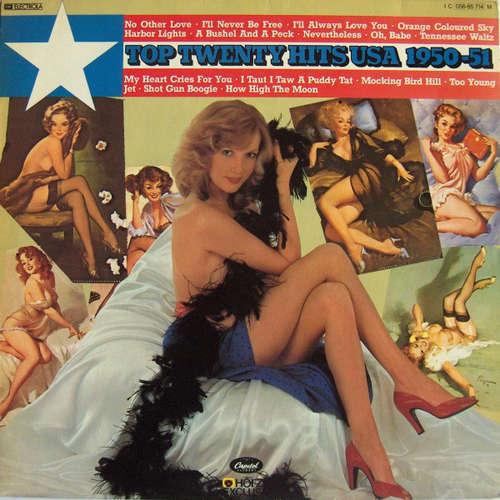 Bild Various - Top Twenty Hits USA 1950-51 (LP, Comp, Mono) Schallplatten Ankauf