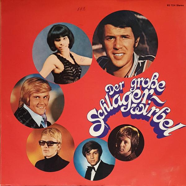 Cover Various - Der Große Schlagerwirbel (LP, Comp) Schallplatten Ankauf