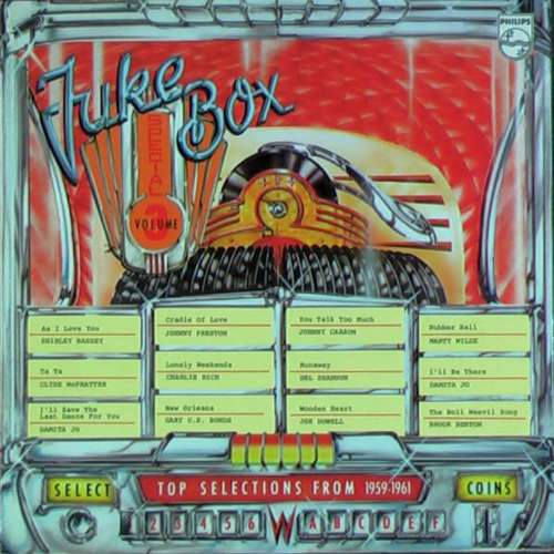 Bild Various - Juke Box Special Vol. 3 - Top Selections From 1959-1961 (LP, Comp) Schallplatten Ankauf